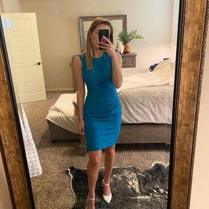 Calvin Klein knee length work dress